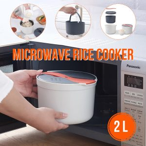 The Best Microwave Rice Cooker Reviews for 2020 & Guide
