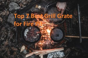 Best Grill Grate for Fire Pit Reviews Consumer Reports