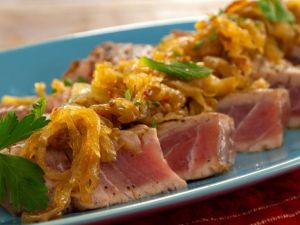 Grilled Tuna Steak Recipe Bobby Flay – The Best Tuna Steak