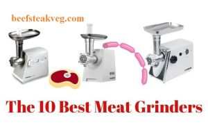 The Best Meat Grinders Reviews America's test Kitchen of 2020