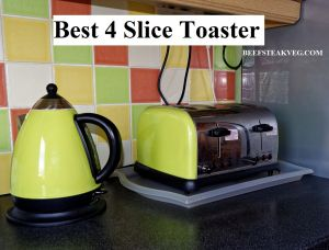 The Best 4 Slice Toaster, Long Slot Toaster Reviews 2020
