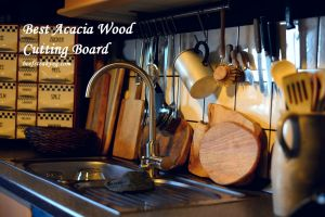 The Best Acacia Wood Cutting Board Review of 2020