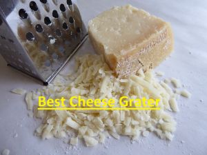 America's Test Kitchen Best Cheese Grater