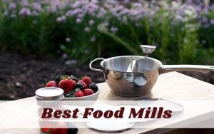 [Top 5] The Best Food Mill for Tomatoes, Applesauce – Tips and Buying Guides in 2021